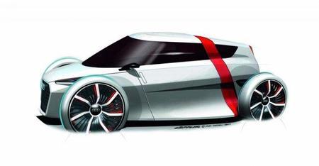 Audi Urban Concept. Vídeos e imágenes