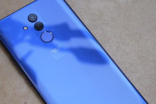 Mate 20 Lite, primeras impresiones: el cristal se apodera de todo Huawei