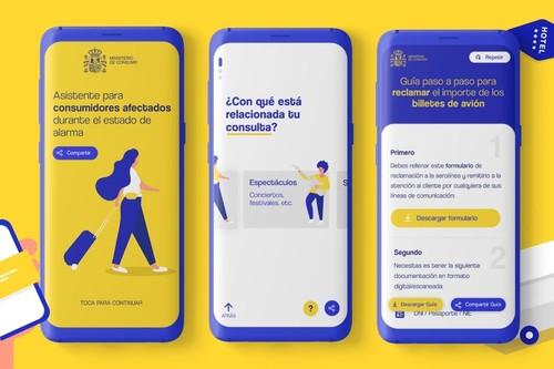 Si tus derechos como consumidor se han visto afectados durante el estado de alarma, esta es tu web: cómo, dónde y cuándo reclamar