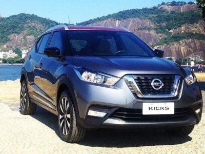 Nissan Kicks, la versión de producción es presentada en Brasil