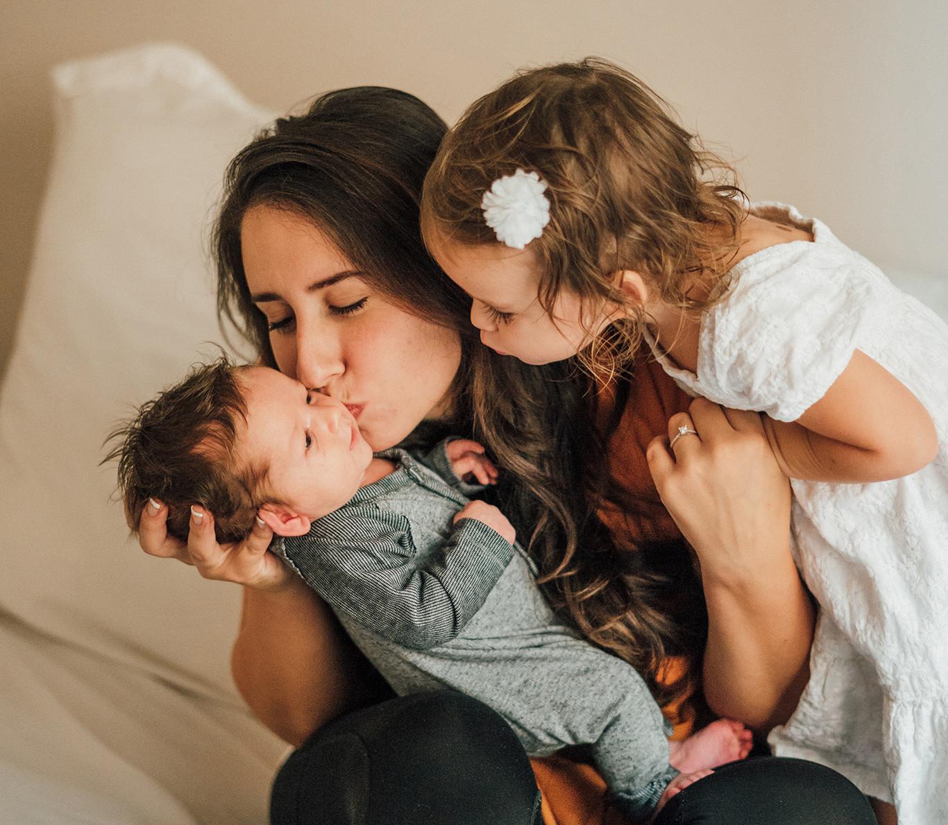 Día de las madres madre montaña rusa