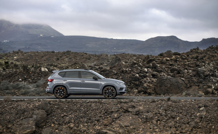 Cupra Ateca Limited Edition lateral