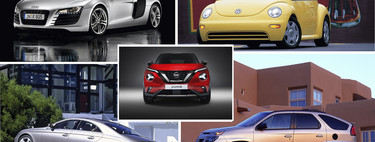 Del SUV coupé, al estilo retro de inicios del siglo: estos son los coches que popularizaron las tendencias más recientes