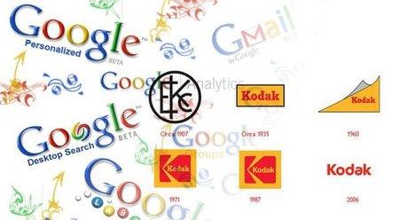 Google y Microsoft pretendientes de Kodak