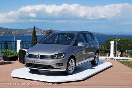 Volkswagen Sportsvan, toma de contacto