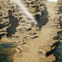 El preciosista  Octopath Traveler pinta cada vez mejor: no tendrá DLCs, según Square Enix