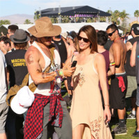 Ashley Greene Coachella 2014