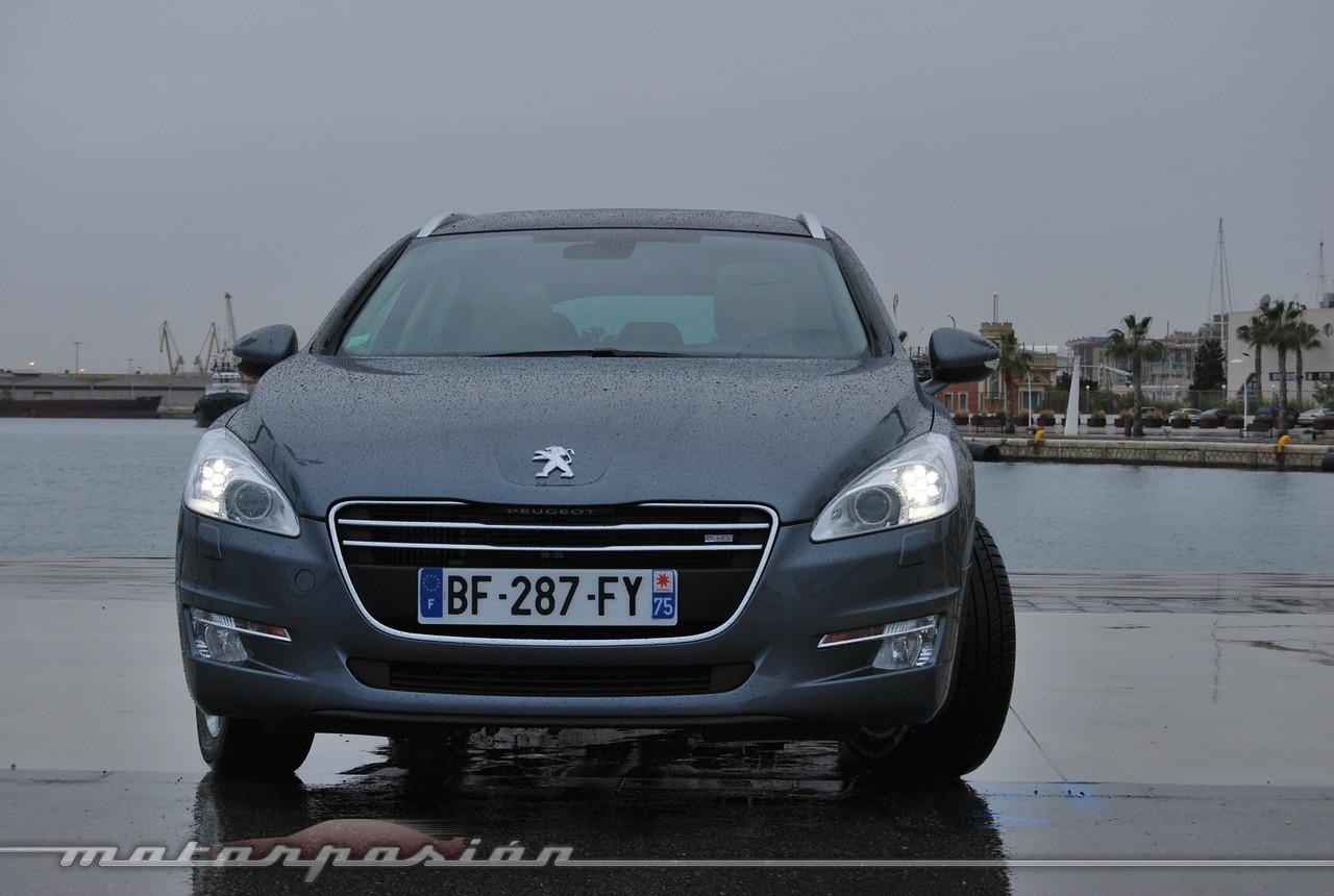 Foto de Peugeot 508 y 508 SW (presentación) (47/118)