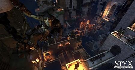 Styx: Master of Shadows se muestra por primera vez en imágenes