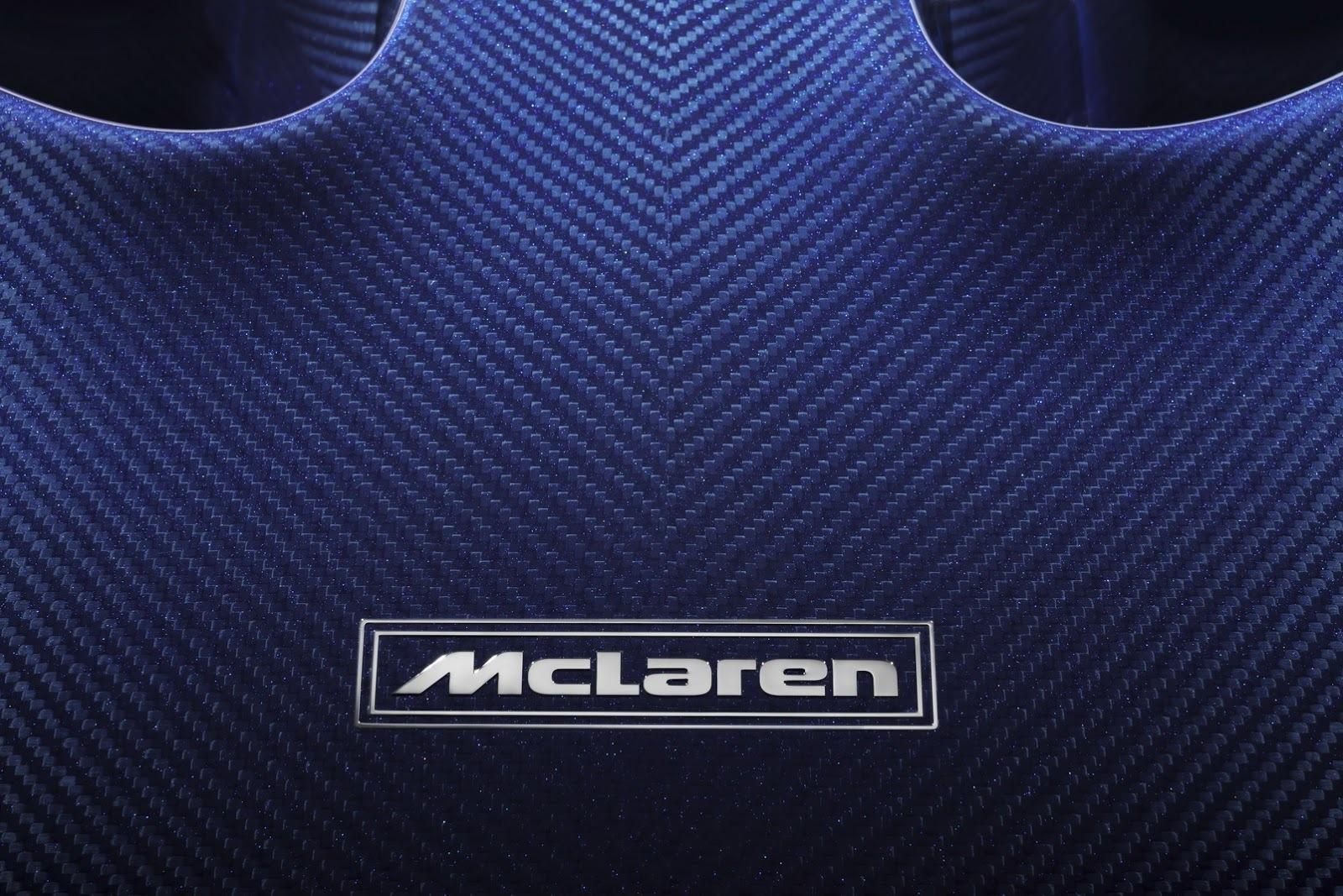 Foto de McLaren P1 MSO (1/9)