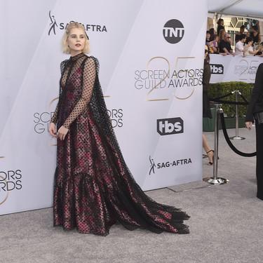 SAG Awards 2019: los 59 looks que han pisado la alfombra roja