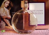 Sensuous, la nueva fragancia de Estée Lauder, en la piel de Arrebatadora