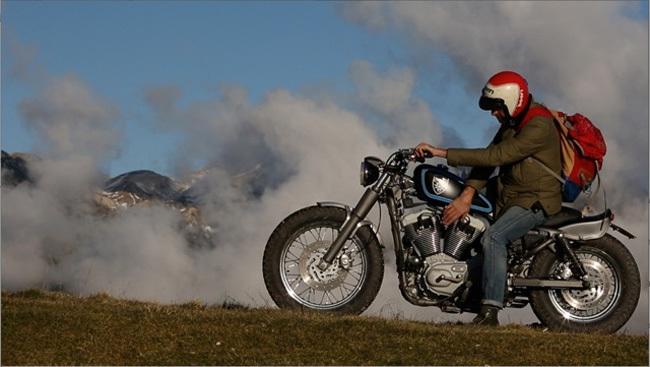 Harley Davidson Stellalpina