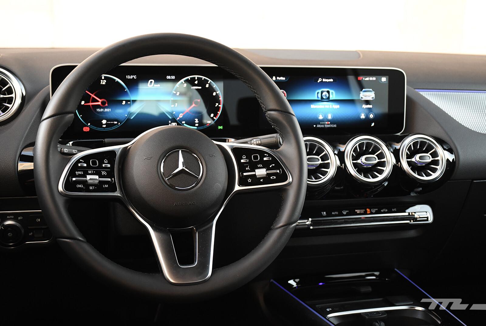 Foto de Mercedes-Benz GLA 200 (prueba) (22/30)