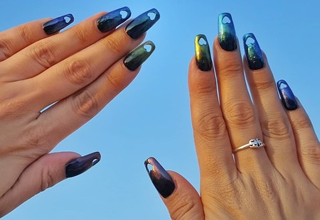 Las uñas agurejeadas son tendencia (pero tranquilos, que tiene truco)