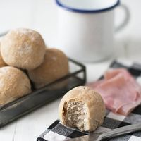 Mini panecillos de centeno: receta con Thermomix