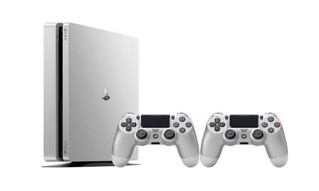PS4 Slim de 500 Gb, Edición Plata y Edición Oro con DualShock 4 extra, por sólo 298 euros en Mediamarkt