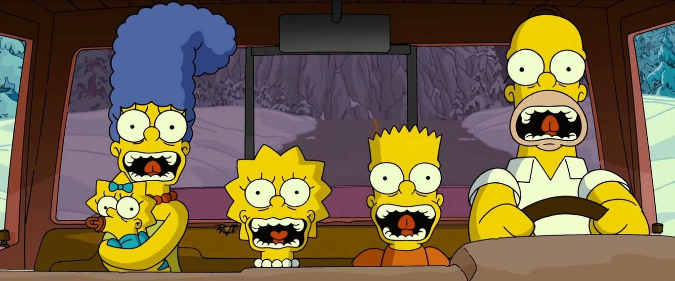 Habra Otra Pelicula De Los Simpson Sus Creadores La Quieren Y Afirman Que Esta En Una Fase Muy Inicial