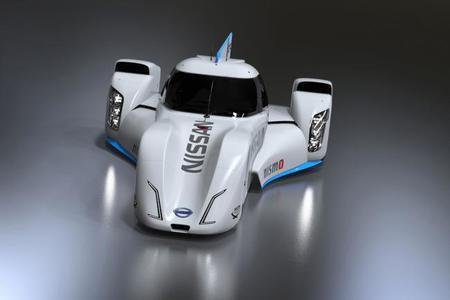 El Nissan ZEOD RC ya rueda en pista
