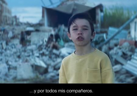 'Por todos mis compañeros', el emotivo vídeo de Unicef para reclamar los mismos derechos para todos los niños del mundo
