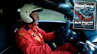 James May pone el Bugatti Veyron Super Sport a 416,9 kilómetros por hora