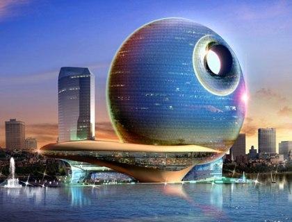 Full Moon Hotel: Diseño futurístico en Azerbaijan