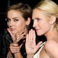Las chicas de 90210 se van de marcha por una buena causa