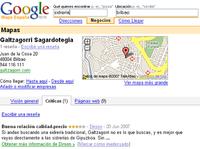 Realizar una crítica gastronómica en Google Maps