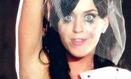 Maquillaje de Carnaval: disfrázate de novia a lo Katy Perry en Hot N Cold