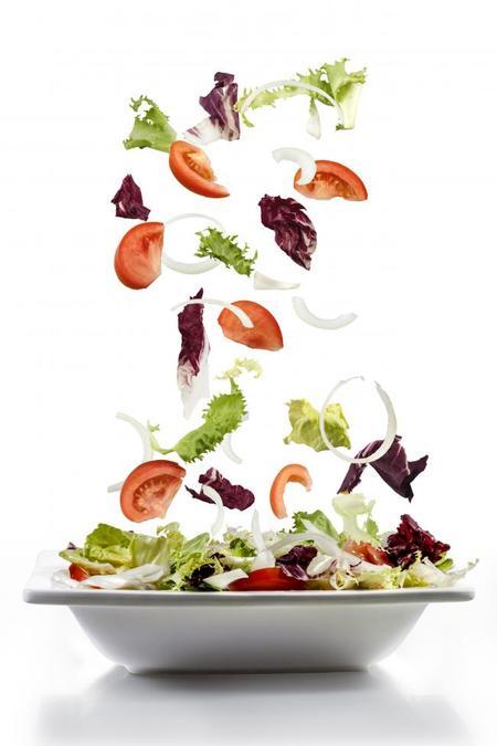 Alimentación saludable: cómo preparar una ensalada completa