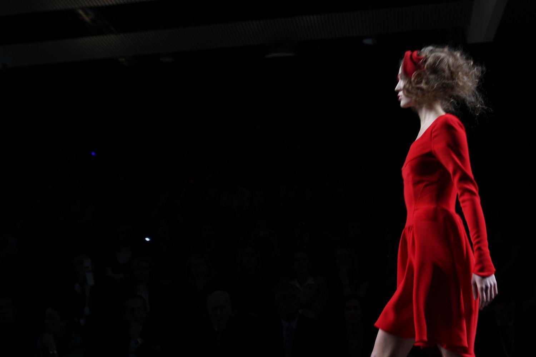 Foto de Alma Aguilar en la Cibeles Madrid Fashion Week Otoño-Invierno 2011/2012 (87/126)