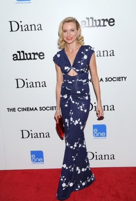 Naomi Watts Nueva York Diana estreno