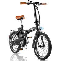 Bicicleta eléctrica plegable rebajada en eBay por sólo 399 euros y envío gratis. ¡Puedes ahorrar más de 100 euros!