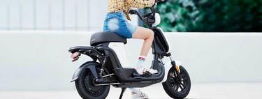 Xiaomi Mi HIMO T1: aunque parece una moto se trata de una bici eléctrica de hasta 120 km de autonomía por apenas 399 euros