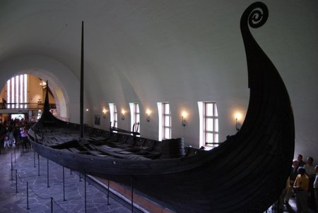 El Museo de los barcos vikingos de Oslo
