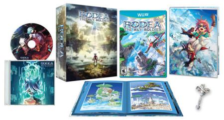Rodea The Sky Soldier Limited