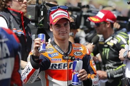 MotoGP Italia 2013: saltan las primeras chispas en el box del equipo Repsol