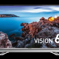 Smart TV de 55 pulgadas Grundig 55VLE6621B, con resolución FullHD y barra de sonido, por 393 euros