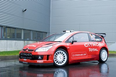 Citröen C4 WRC 2008