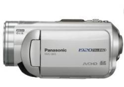 Cámaras Panasonic HDC-SD3 y HDC-DX3 AVCHD