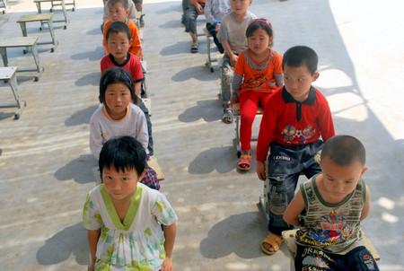 Así son los libros de inteligencia artificial para niños de preescolar en China