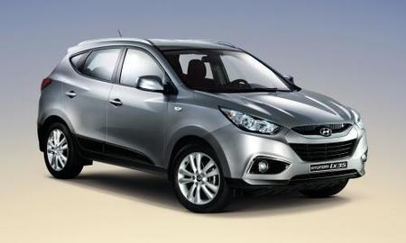 Hyundai iX35, primera imágen oficial