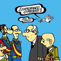 """Casi todo lo que necesitas saber de la historia de España ya lo dibujó Forges en """"Historia de Aquí"""""""