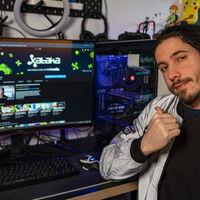 El equipo para gaming y streaming en Twitch de Samuel Oliver (Xataka Vídeo): PC, micrófono, cámara y más