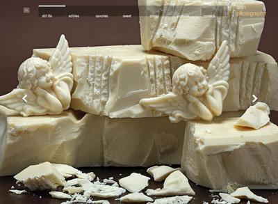 Ilian Iliev y sus impresionantes esculturas comestibles