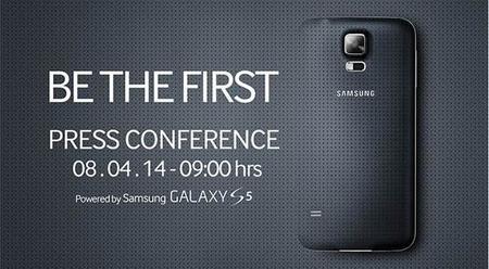 El Galaxy S5 llega a México para principios de abril, Samsung Mobile