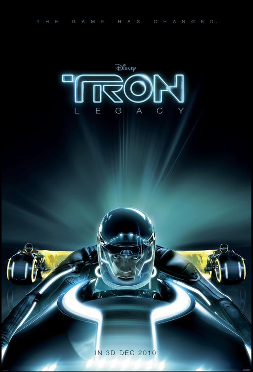 Foto de 'Tron: Legacy', carteles de la película de Joseph Kosinski (1/16)