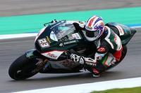 MotoGP Holanda 2014: la otra carrera de Broc Parkes