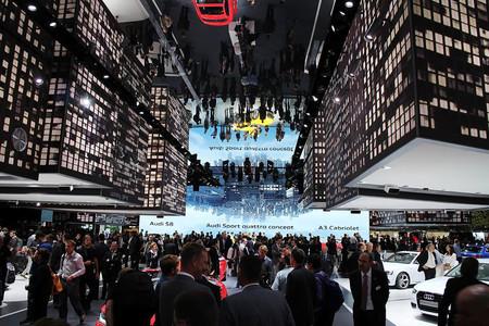 el futuro de los salones de coches
