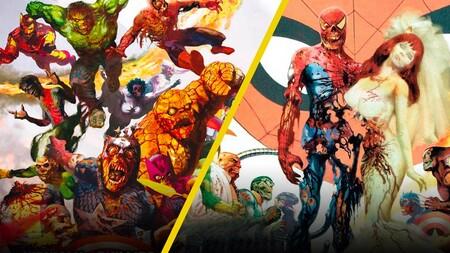 ¿Marvel está desarrollando un live-action de Marvel Zombies?